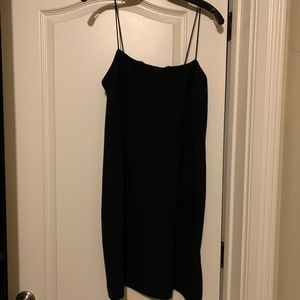 Ann Taylor Loft little black dress size 8P EUC